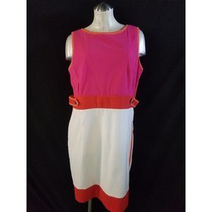 3/$25 AGB Size 16 Colorblock Dress